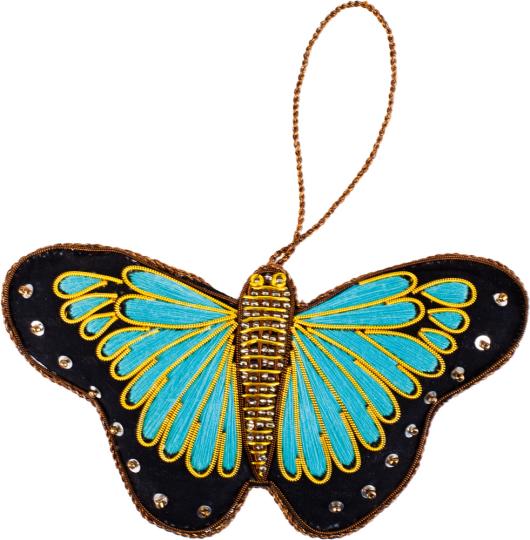 Anhänger Zarikunst »Schmetterling«.