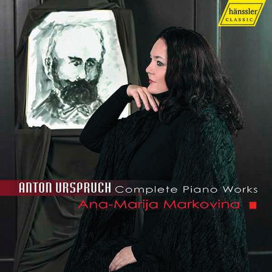 Anton Urspruch. Sämtliche Klavierwerke. 3 CDs.