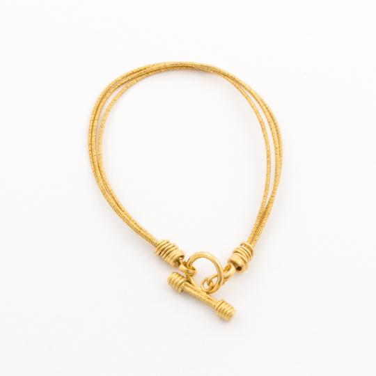 Armband »Silbergarn«.