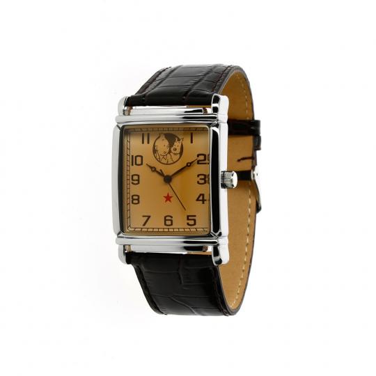 Armbanduhr Tim und Struppi.