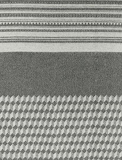 ARV Wollplaid grau.