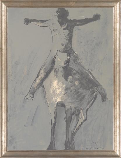 Ascensione. Marino Marini (1901-1980).
