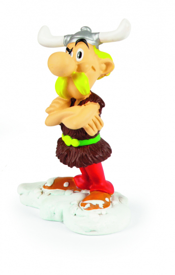 Asterix als Wikinger.