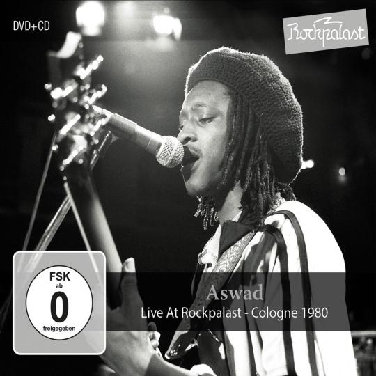 Aswad. Live At Rockpalast 1980. CD & DVD.