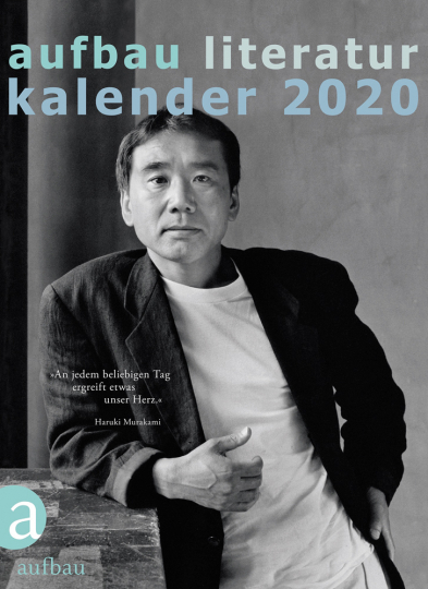 Aufbau Literatur Kalender 2020.