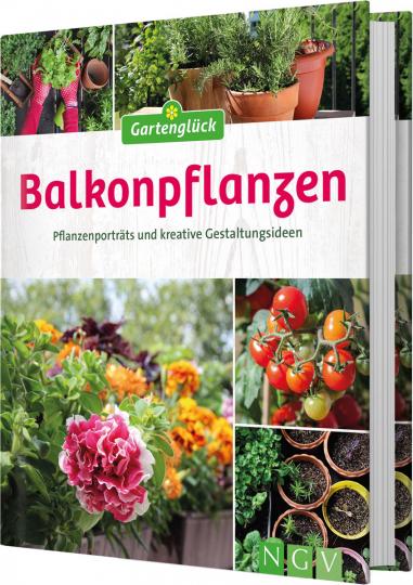 Balkonpflanzen. Pflanzenporträts und kreative Gestaltungsideen.