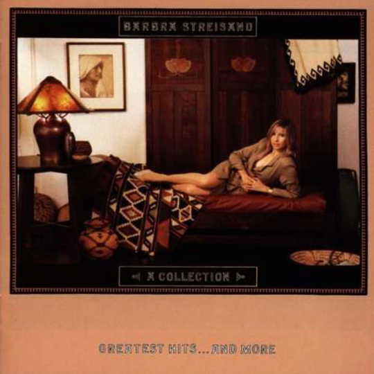 Barbra Streisand. A Collection: Greatest Hits And More. CD.