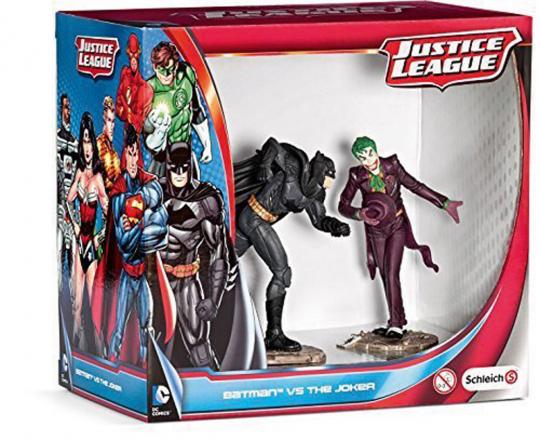 Batman gegen Joker. Schleich Figuren-Set.