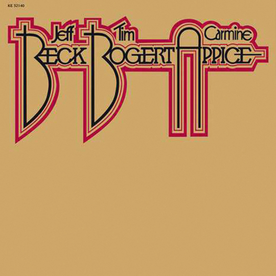Beck, Bogert & Appice. Beck, Bogert & Appice. CD.