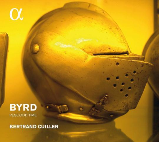 Bertrand Cuiller spielt William Byrd. Cembalowerke. CD.
