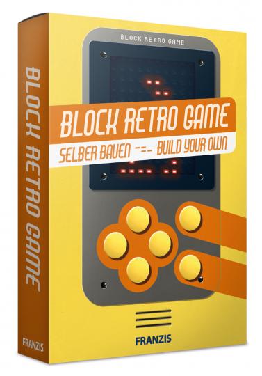 Block Retro Game zum Selberbauen.