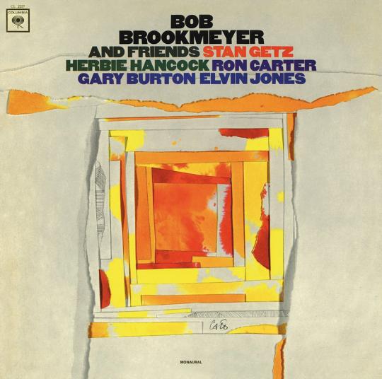 Bob Brookmeyer. Bob Brookmeyer & Friends. CD.