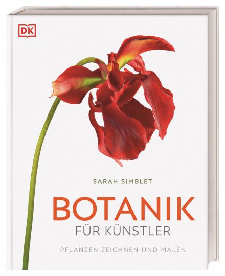 Botanik für Künstler. Pflanzen zeichnen und malen.