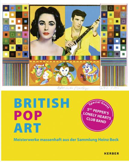 British Pop Art. Meisterwerke massenhaft aus der Sammlung Heinz Beck.