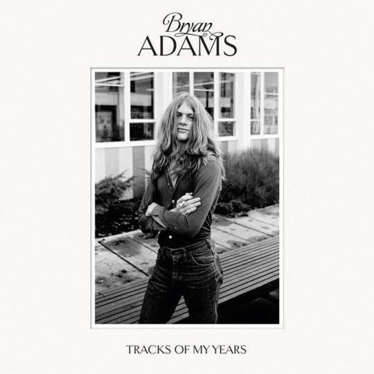 Bryan Adams. Tracks Of My Years. CD.