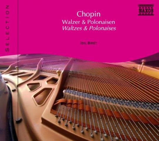 Chopin. Walzer & Polonaisen. CD.