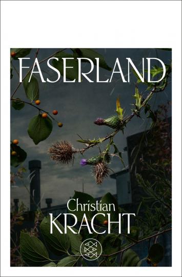 Christian Kracht. Faserland. Roman.
