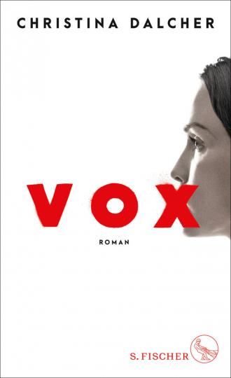 Christina Dalcher. Vox. Roman.