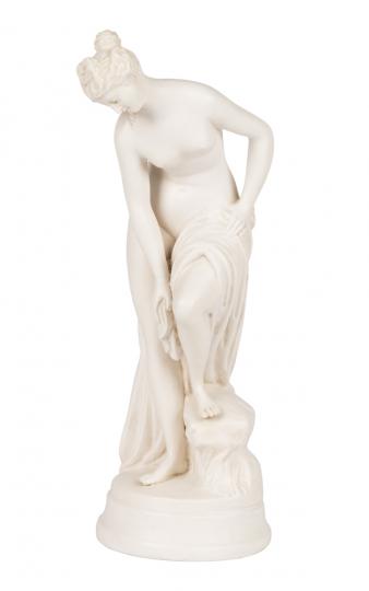 Christophe-Gabriel Allegrain: Badende Venus. Französischer Klassizismus.