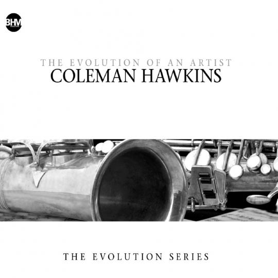 Coleman Hawkins. The Evolution Of An Artist. 2 CDs.