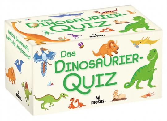 Das Dinosaurier-Quiz.