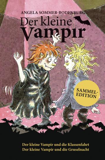 Der kleine Vampir. Die Klassenfahrt, Die Gruselnacht.