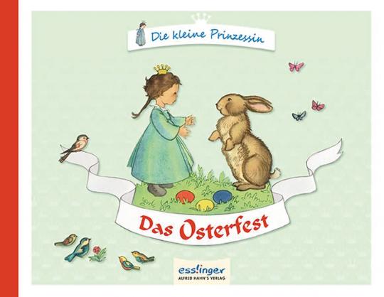 Die kleine Prinzessin. Das Osterfest.