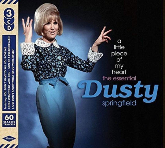 Dusty Springfield. A Little Piece Of My Heart: The Essential Dusty Springfield. 3 CDs.