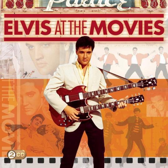 Elvis Presley. Elvis At The Movies. 2 CDs.