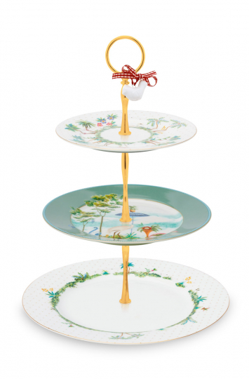 Etagere »Chinoiserie«.
