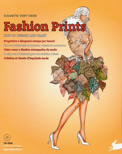 Fashion Prints. How to Design and Draw.