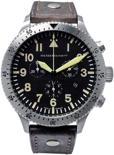 Flieger-Chronograph. Armbanduhr.