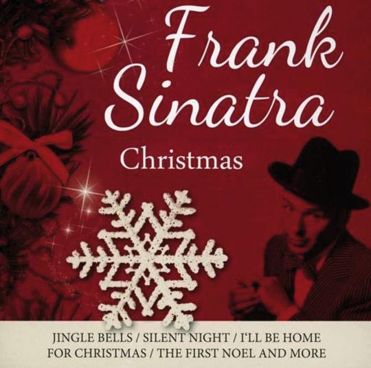Frank Sinatra. Christmas. CD.