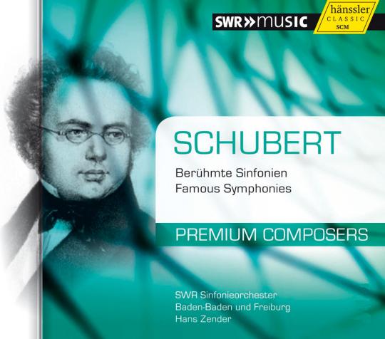 Franz Schubert Berühmte Sinfonien. 2 CDs.