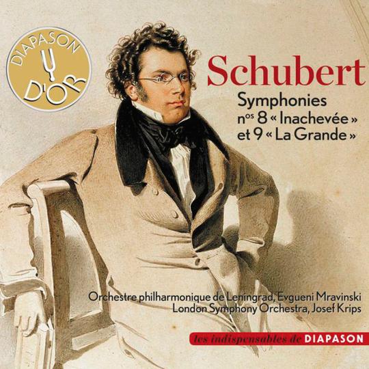 Franz Schubert. Symphonien Nr. 8 & 9.