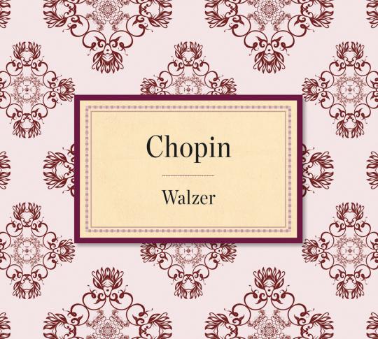 Frédéric Chopin. Walzer. CD.