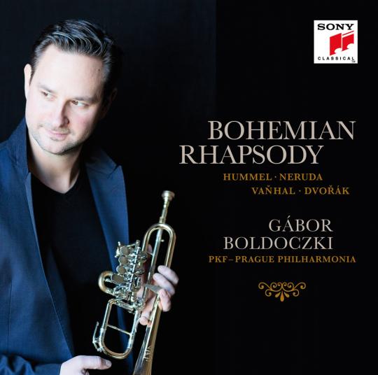 Gábor Boldoczki. Bohemian Rhapsody. CD.