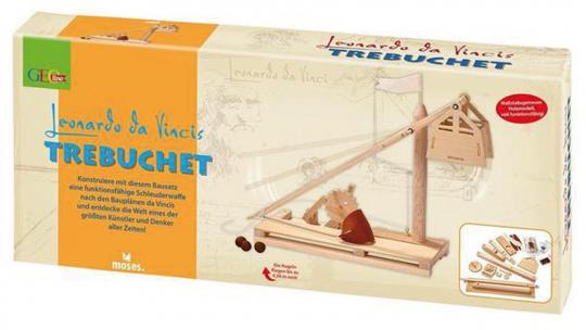 GEOlino. Da Vincis Trebuchet.