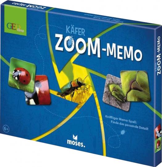 GEOlino. Zoom-Memo Käfer.