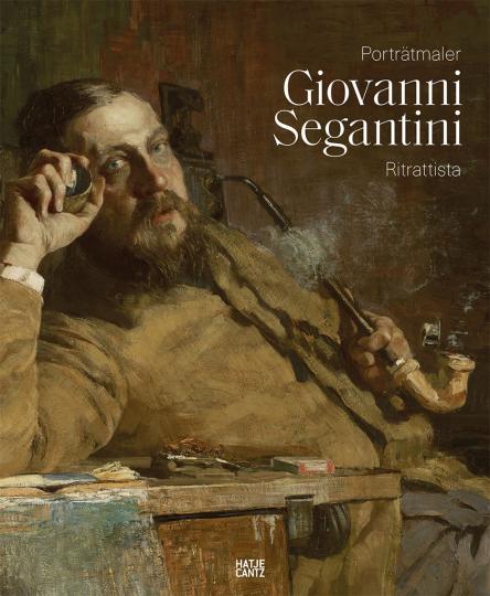 Giovanni Segantini als Porträtmaler. Giovanni Segantini ritrattista.