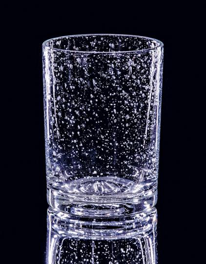 Großes Whiskyglas »Alba«.