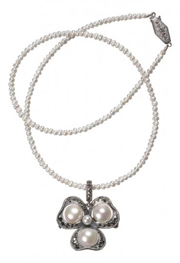 Halskette der Kaiserin Elisabeth.
