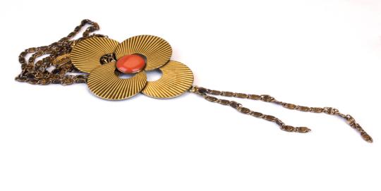 Halskette »Aurore«.