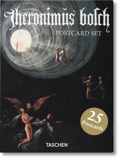 Hieronymus Bosch. Postkarten-Set.