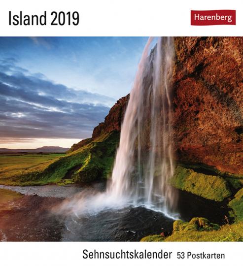 Island - Kalender 2019.