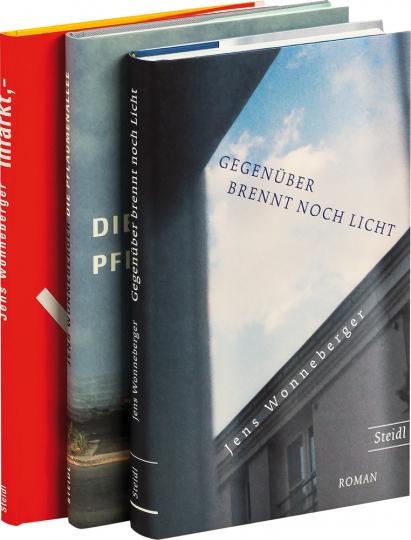 Jens Wonneberger. 3 Bände im Paket.