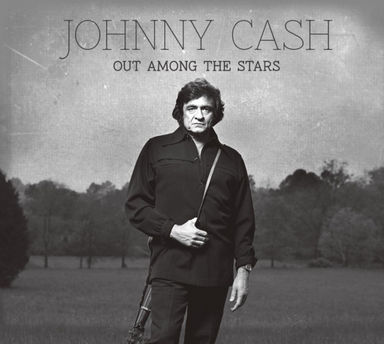Johnny Cash. Out Among the Stars. CD.
