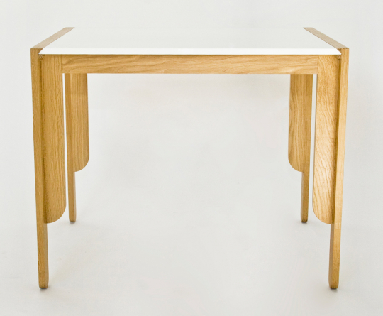Josef Albers. »Tea Table«.