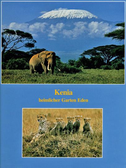 Kenia. Heimlicher Garten Eden. Safarierlebnisse.