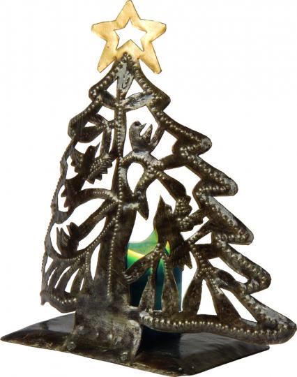 Kerzenhalter »Weihnachtsbaum«.